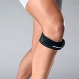 knee strps decrease patellar tendonitis